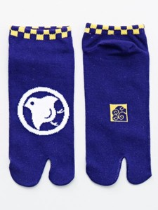 Amulet Tabi Socks Sock Houndstooth Pattern