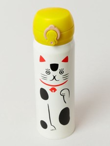 Design Beckoning cat Water Flask Stainless bottle