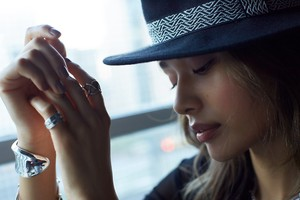 Line Plait Ring (Earcuff) 【Nothing And Others/ナッシングアンドアザーズ】