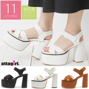 """2020 New Item"" High Heel Heel Ankle Belt Sandal"