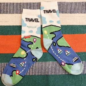 "Socks Map Socks ""2020 New Item"""