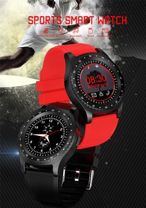 Wrist Watch Bluetooth Clean Waterproof Sport Watch