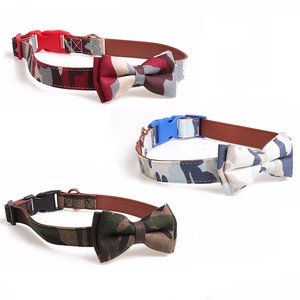Pet Product for Dog Collar Walk Outing Dazzle Paint Camouflage Pet