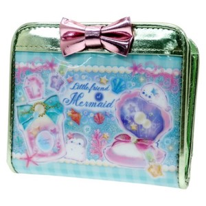 Wallet Cosme Shell Kids Glitter Wallet