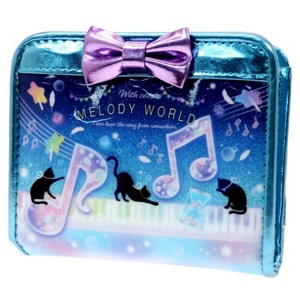 Wallet Black cat Onp Kids Glitter Wallet