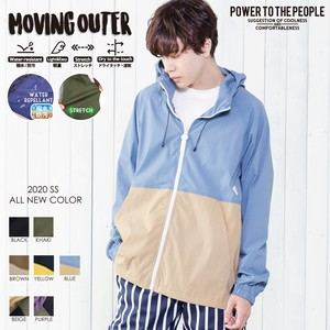 [ 2020NewItem ] Roll Mountain Hoody