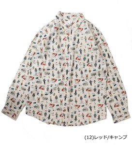 [ 2020NewItem ] Repeating Pattern Shirt
