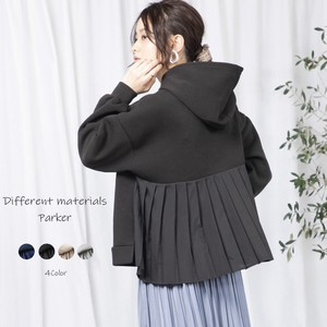 """2020 New Item"" Bag Pleats Material Hoody"