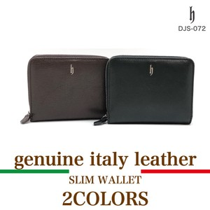 Genuine Leather Italian Leather Use Two Wallet