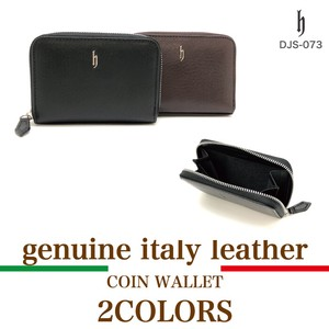 Genuine Leather Italian Leather Use Coin Purse