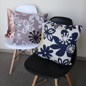 Cushion Cover Fine Quality Scandinavia Floral Pattern