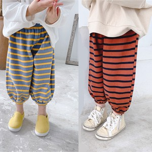 Children's Clothing Pants Border Kids Leisurely