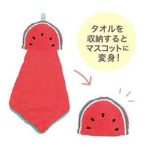 Fruit Towel Mascot Watermelon Petit Gift