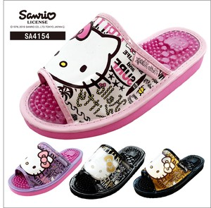 A4 Sanrio Hello Kitty graffiti Lady Health Sandal Assort 12 Pairs