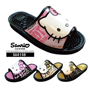 A4 Sanrio Hello Kitty Lady Health Sandal Assort 12 Pairs