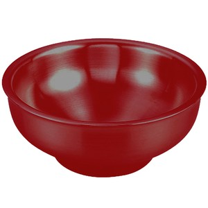 Metal Donburi Bowl Sweets Cup Stainless Coating Specification