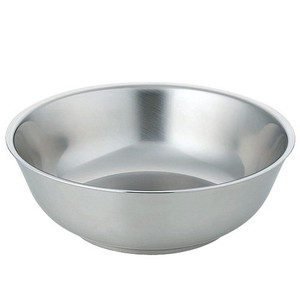 Metal Donburi Bowl Stainless Specification