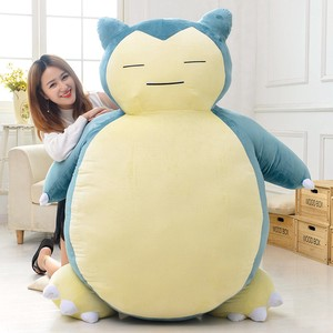 Pokemon Soft Toy Snorlax size L Cover Stuffing