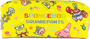 Under Confirmation Tease Sponge Bob Fastener Pen Pouch Whole Body