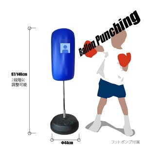Training Cancellation Balloon Punching