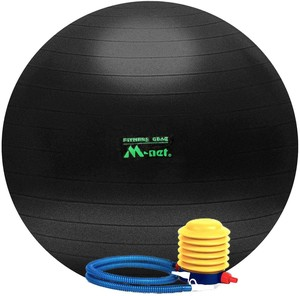 Balance Ball Interior Plants Ball Black Training