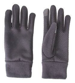 Panel Knitted Fleece Glove
