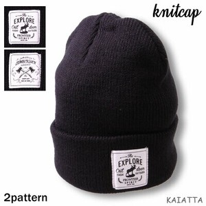 Knitted Hat Knitted Cap Knitted Hat Warm Hats & Cap Unisex Free Size