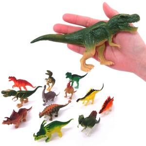 rose Toy Dinosaur Doll Dinosaur Figure 2 type Assort