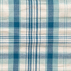 Checkered Multi Cover Blue Light blue