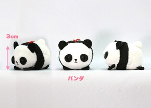 """Puchimaru Animals"" Soft Toy Panda Bear"