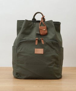 [ 2020NewItem ] Long Leather Backpack