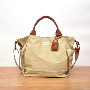Long Leather Tote