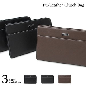 Leather Clutch Bag Handbag