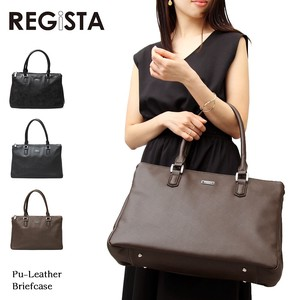 Leather Business Tote Bag Brief Case Tote Bag