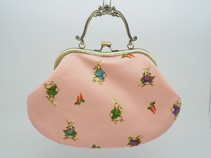 Feeling Coin Purse Bag Base Rabbit