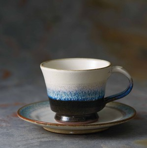 Coffee Cup Saucer Suzuki Coat Coffee Plate