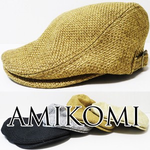 [ 2020NewItem ] S/S Flat cap Hats & Cap Design Weaving Flat Cap Men's Ladies