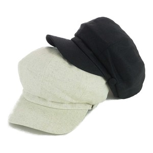 Button Linen Panel Casquette Young Hats & Cap
