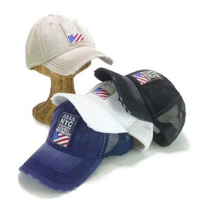 Patch Damage Trucker Hat Young Hats & Cap