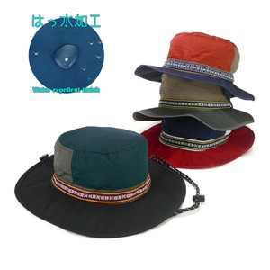 Water-Repellent Lian Tape Bench Hat Young Hats & Cap