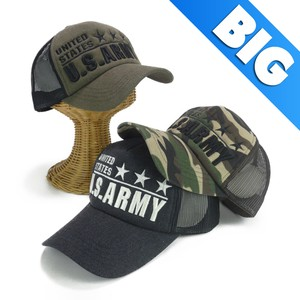 Big Embroidery Trucker Hat Young Hats & Cap