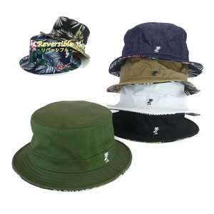 Palm Tree Reversible BUCKET HAT Young Hats & Cap