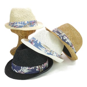 Botanical Mesh Paper Hat Young Hats & Cap