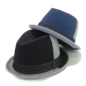 Denim Mannish Hat Young Hats & Cap Brought