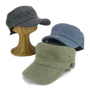 Patch Canvas Military Cap Young Hats & Cap