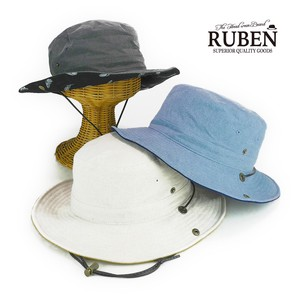 Ruben Feather Pattern Adventure Hat Young Hats & Cap