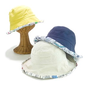 Map Middle Capelin Ladies Hats & Cap