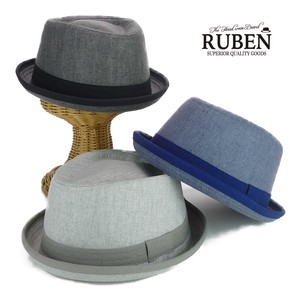 Ruben Linen Diamond Mannish Hat Young Hats & Cap Brought