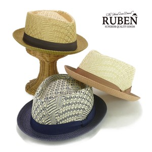 Ruben Paper Mannish Hat Young Hats & Cap