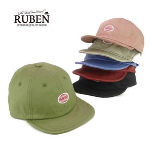 Ruben Patch Cap Brought Young Hats & Cap